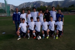 Giovanissimi stagione 2017-2018